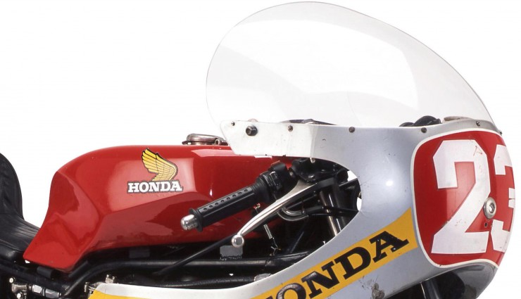 Honda CB500R 650cc Racing Motorcycle 1