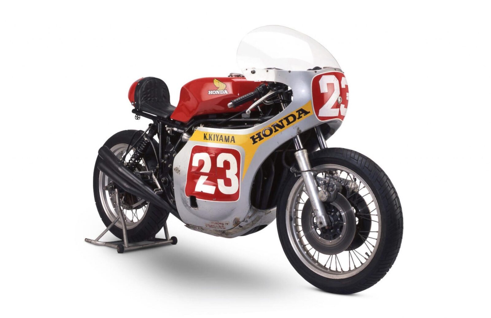 Honda CB500R 650cc Racing Motorcycle 1600x1039 - Honda Research & Development CB500R Racer