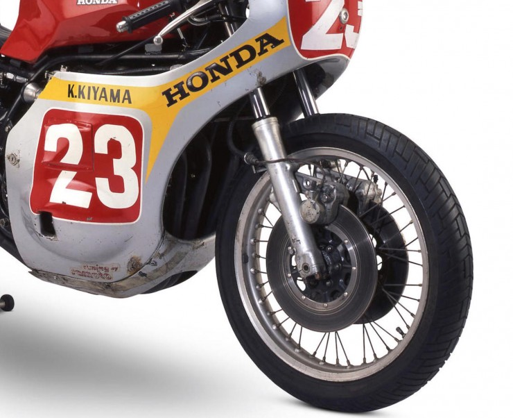 Honda Racing Motorcycle 1