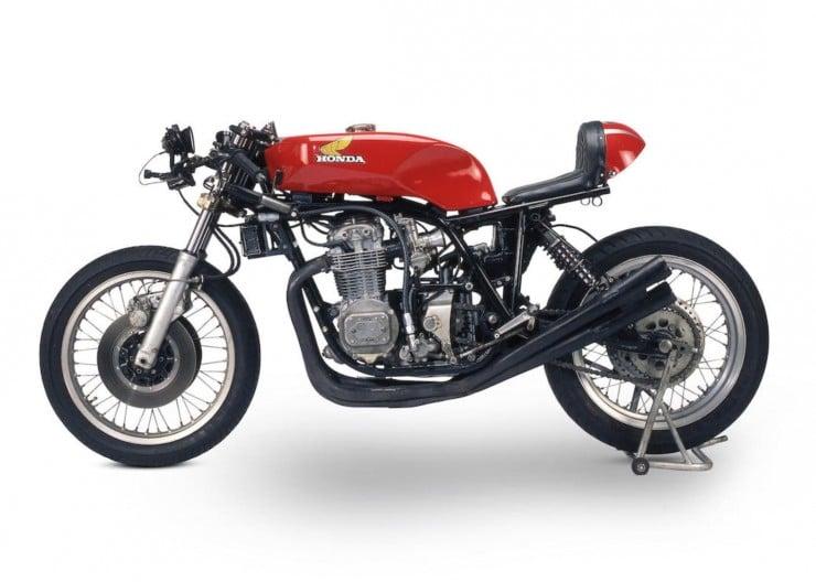 Honda Racing Motorcycle 2