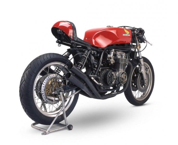 Honda Racing Motorcycle 3