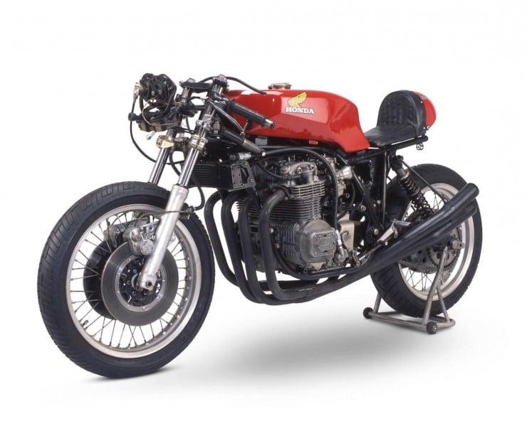 Honda Racing Motorcycle 5