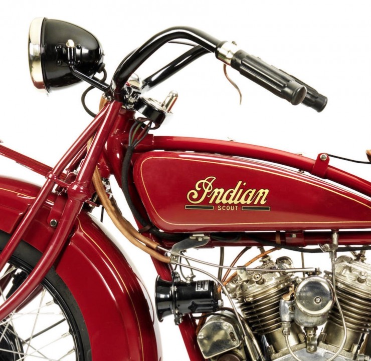 Indian 101 Scout 4