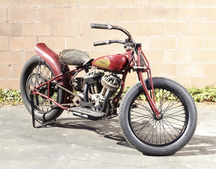 Indian Scout Factory Hill Climber 1