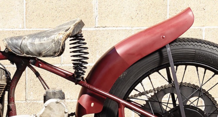 Indian Scout Factory Hill Climber 11