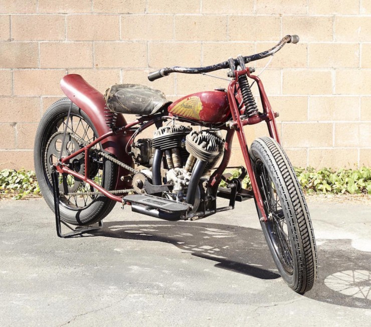 Indian Scout Factory Hill Climber 2