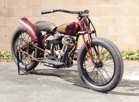 Indian Scout Factory Hill Climber 3 450x330 - 1939 Indian Scout Factory Hill Climber