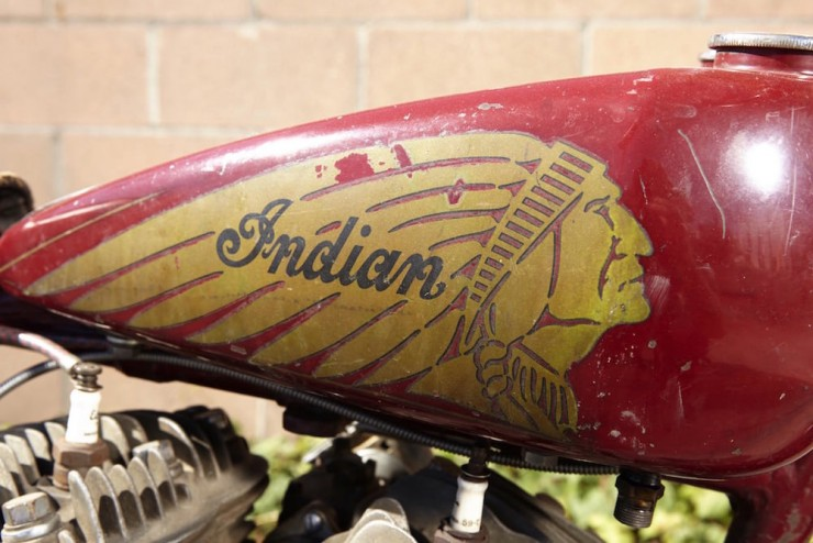 Indian Scout Factory Hill Climber 6