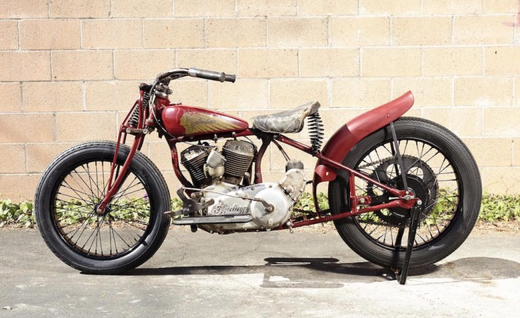 Indian Scout Factory Hill Climber 7