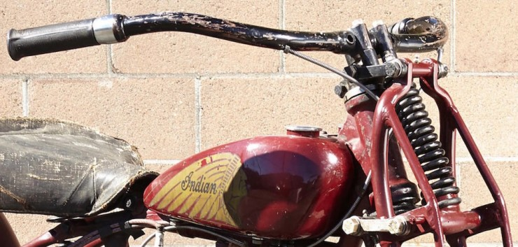Indian Scout Factory Hill Climber 9