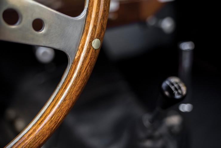 Jaguar XK 120 Fixed Head Coupe 11