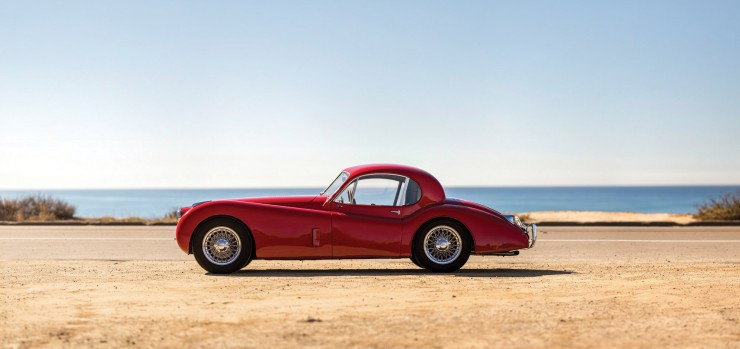 Jaguar XK 120 Fixed Head Coupe 4