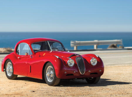 Jaguar XK 120 Fixed Head Coupe 450x330