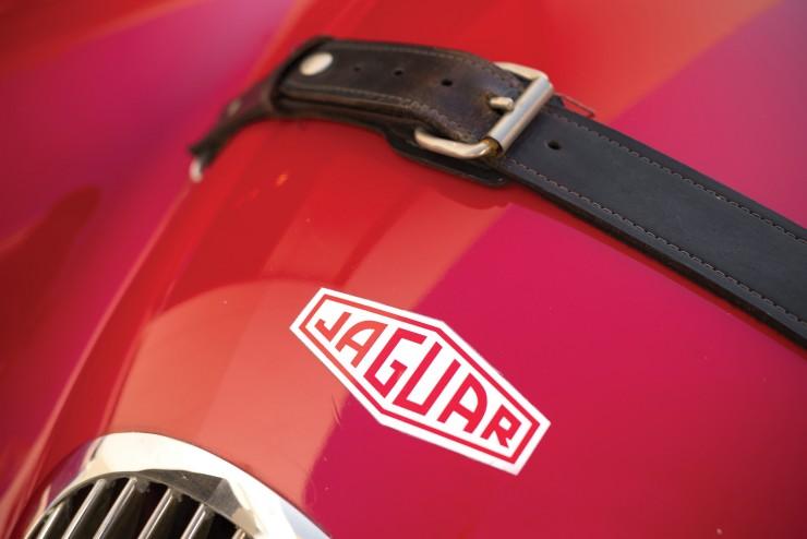Jaguar XK 120 Fixed Head Coupe 5