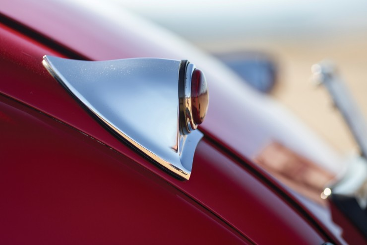 Jaguar XK 120 Fixed Head Coupe 6