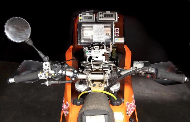 KTM 660 Rallye 1