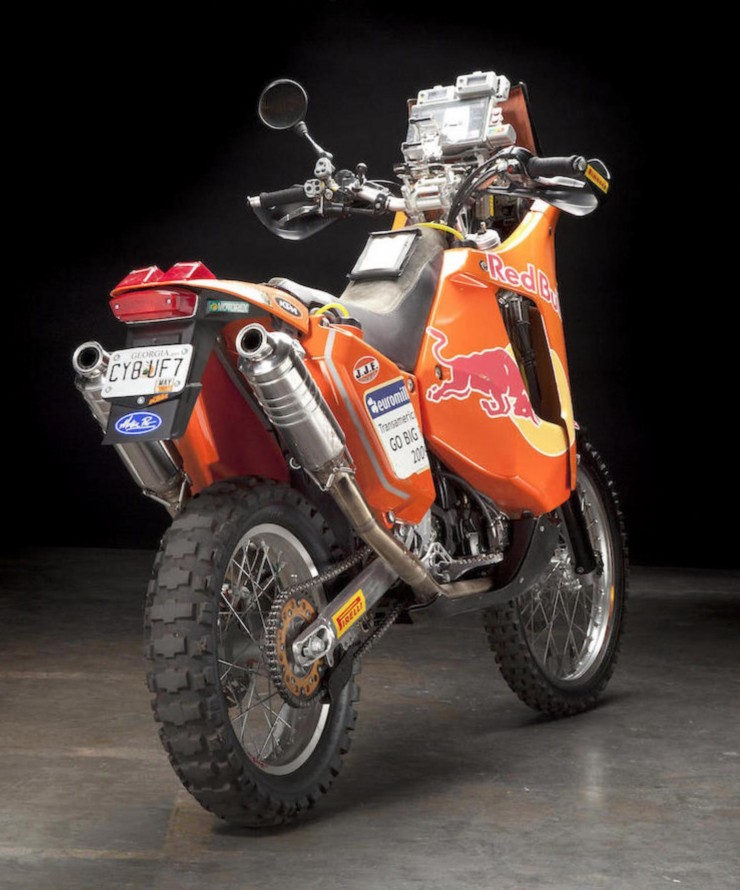 KTM 660 Rallye 2