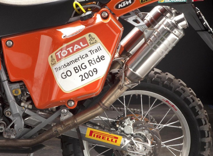KTM 660 Rallye 6