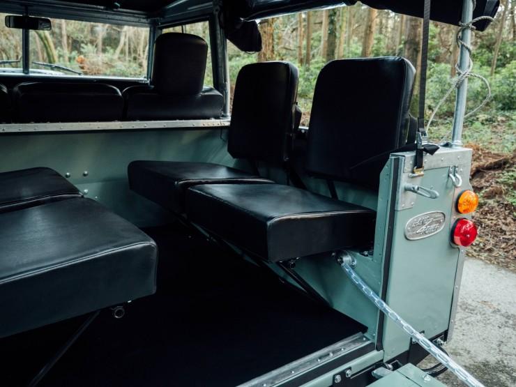 Land Rover 12