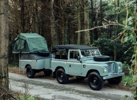 Land Rover 450x330 - Land Rover Series III Adventure Rig