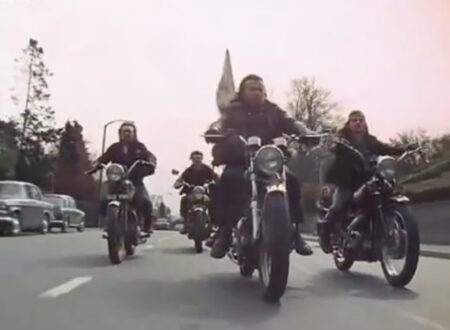 London Hells Angels Documentary 450x330 - 1973 Documentary - Hells Angels London