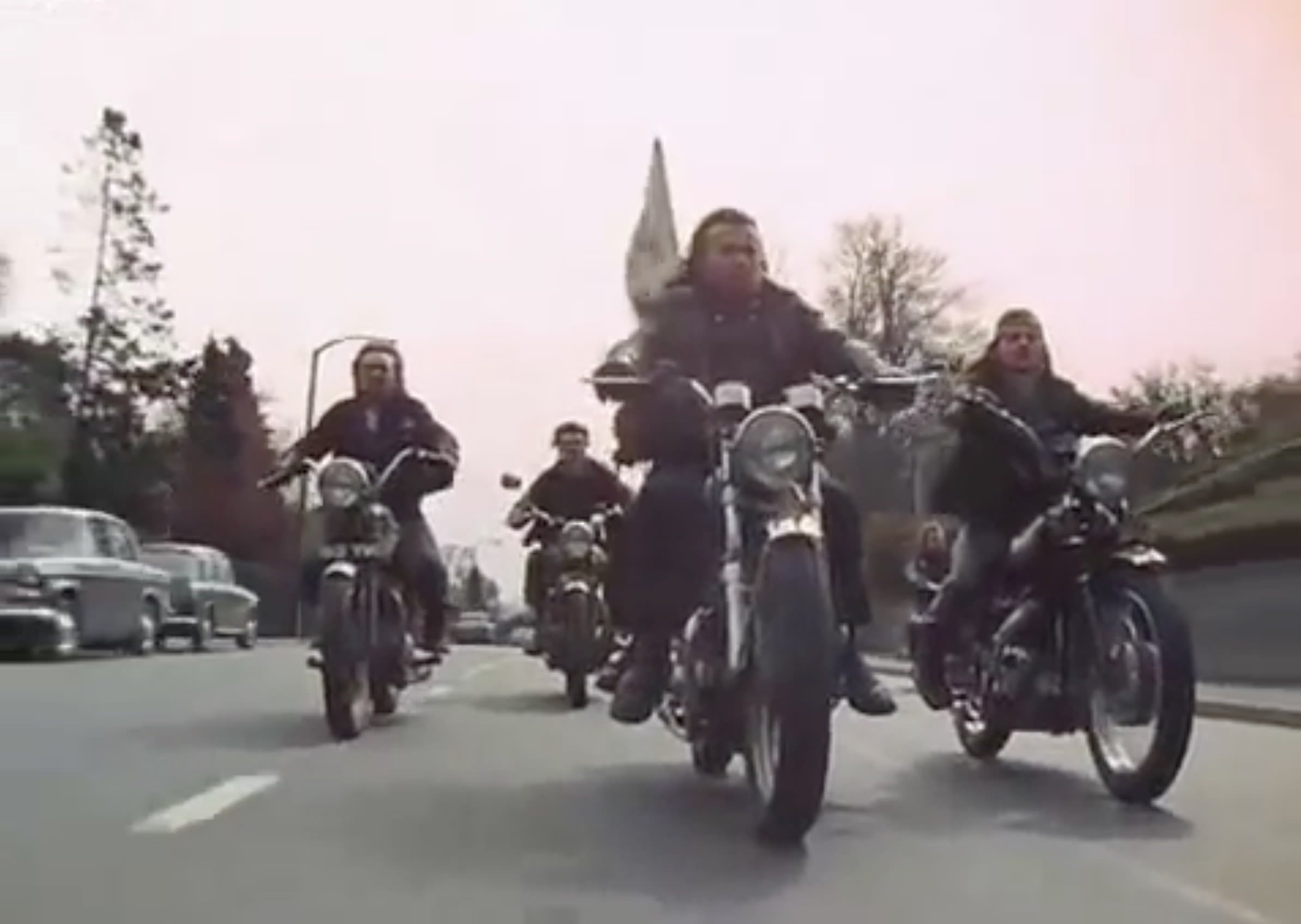 1973 Documentary - Hells Angels London