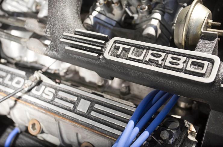 Lotus Esprit Turbo 5