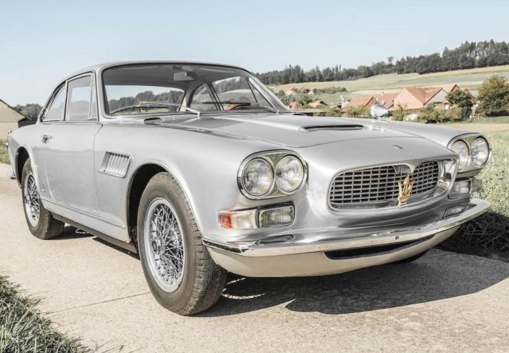 Maserati Sebring 5