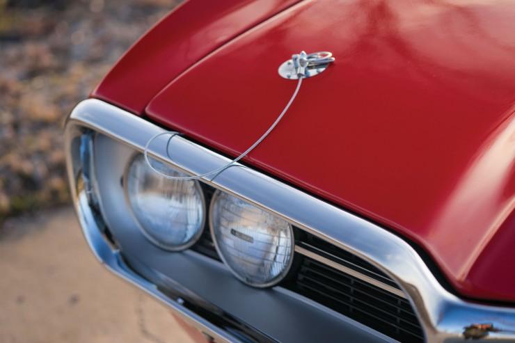 Pontiac Firebird 400 11