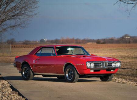 Pontiac Firebird 400 450x330 - 1967 Pontiac Firebird 400