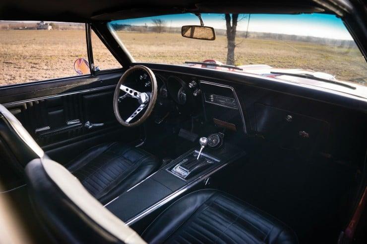 Pontiac Firebird 400 8