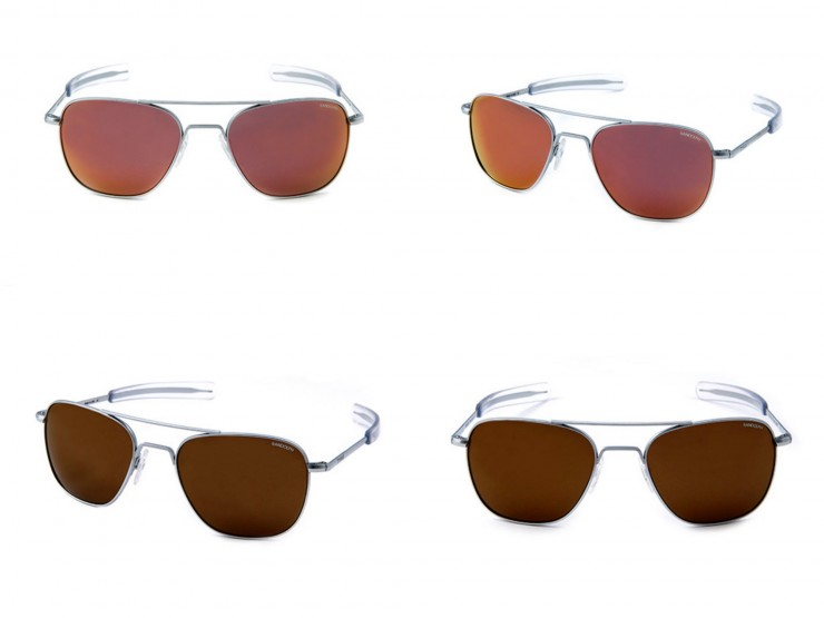 Randolph Engineering Aviator Sunglasses