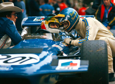 Ronnie Peterson Formula 1 450x330 - Ronnie Peterson: 1975 Documentary