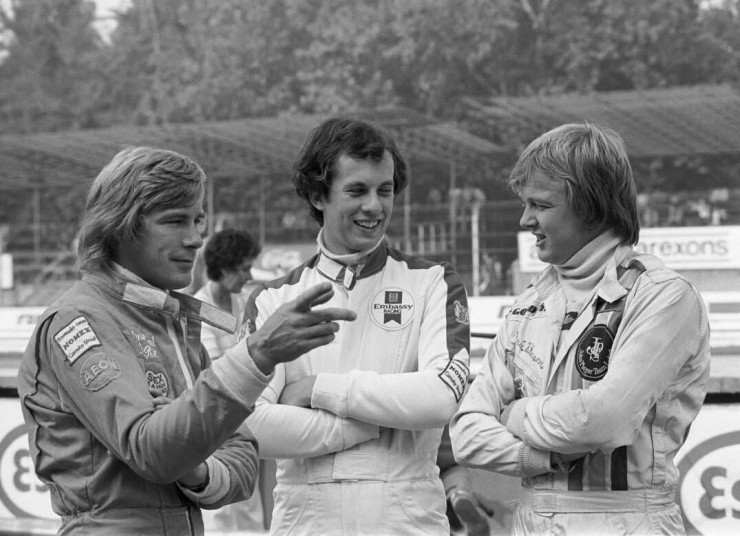 Ronnie Peterson James Hunt