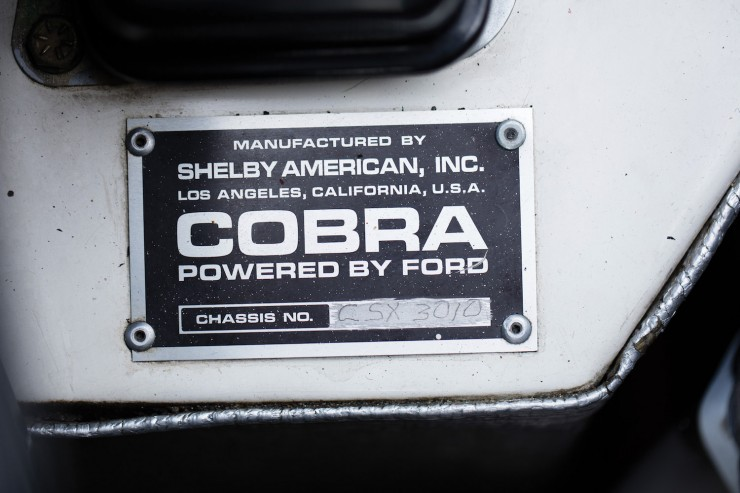 Shelby 427 Competition Cobra 8