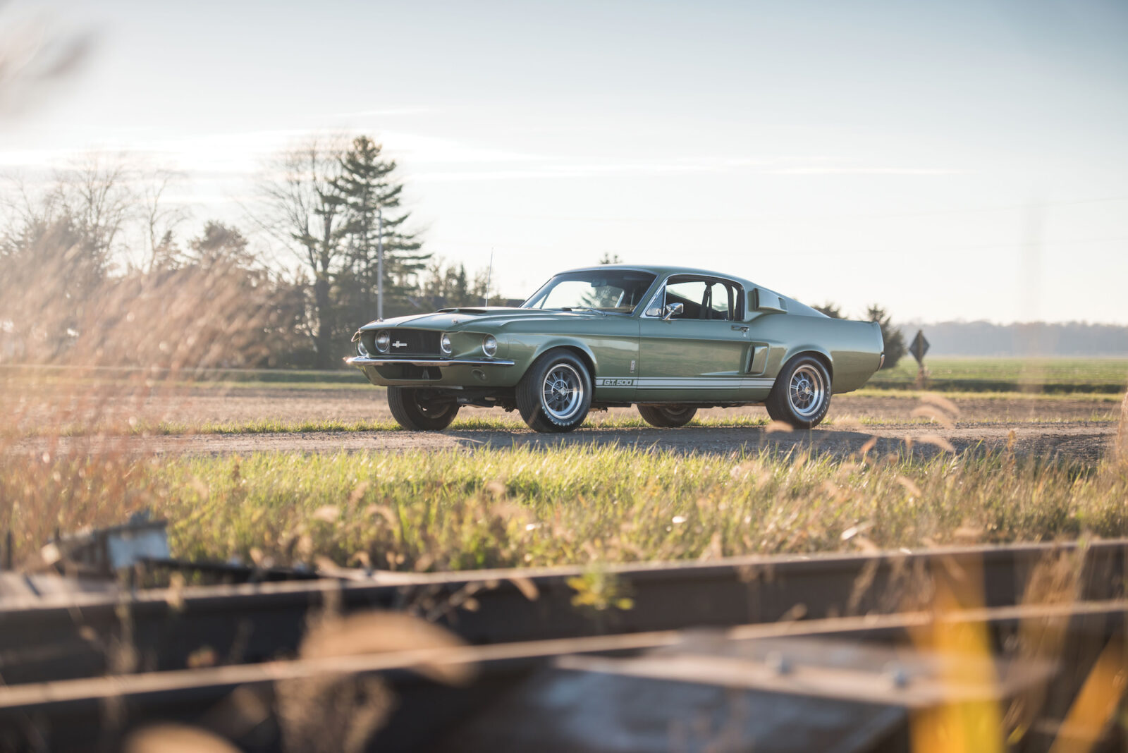 Shelby GT500 Mustang 1 1600x1068 - 1967 Shelby Mustang GT500 Fastback