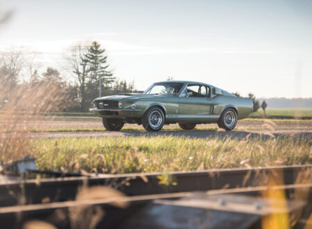 Shelby GT500 Mustang 1 450x330 - 1967 Shelby Mustang GT500 Fastback