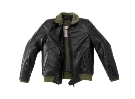 Spied Tank Motorcycle Jacket