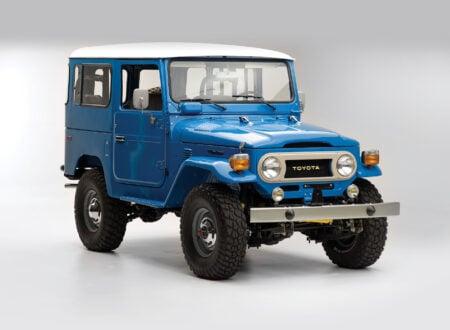 Toyota FJ40 Land Cruiser 10