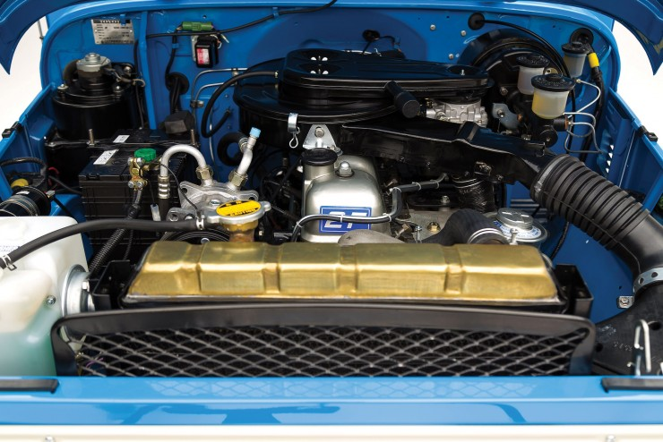 Toyota FJ40 Land Cruiser 12