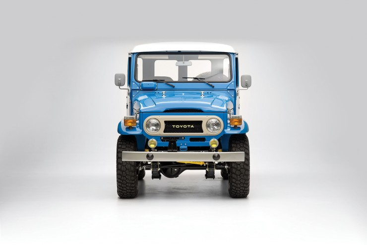Toyota FJ40 Land Cruiser 15