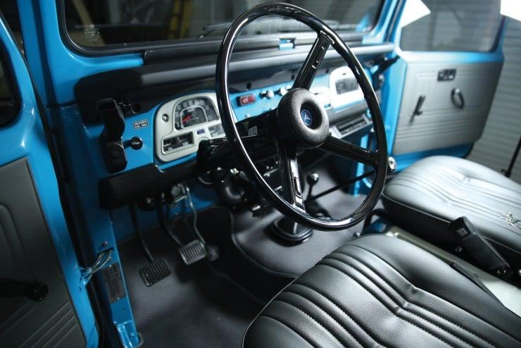 Toyota FJ40 Land Cruiser 3