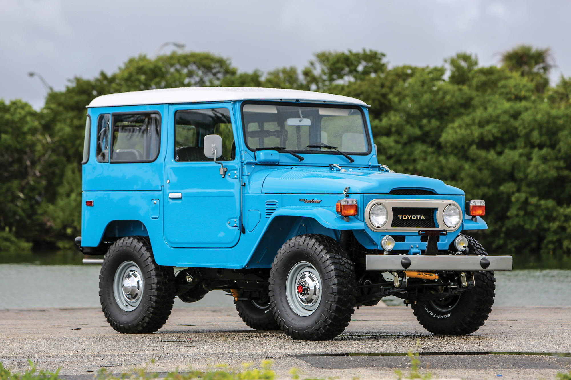Toyota Official Site >> 1978 Toyota FJ40 Land Cruiser