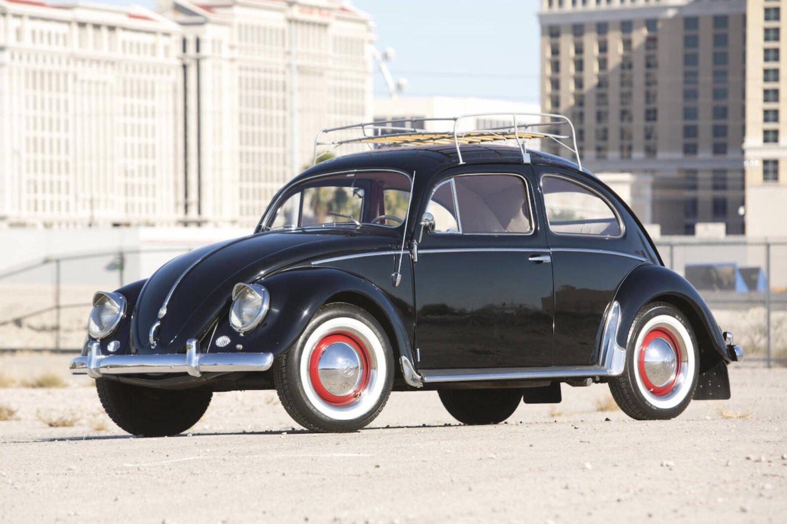 Volkswagen Beetle 9 1600x1065 - Billie Joe Armstrong's 1954 Volkswagen Beetle
