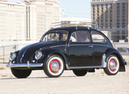 Volkswagen Beetle 9 450x330 - Billie Joe Armstrong's 1954 Volkswagen Beetle