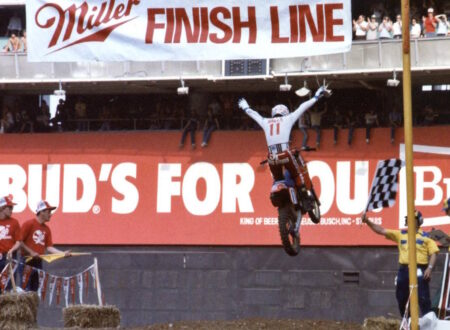 1983 Rose Bowl Supercross