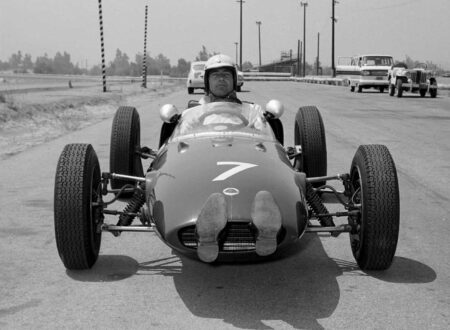 Carroll Shelby Driver