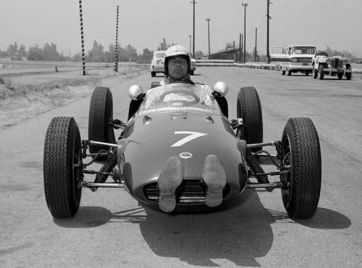 Carroll Shelby Driver