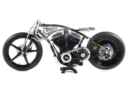 Custom Buell Motorcycle 1