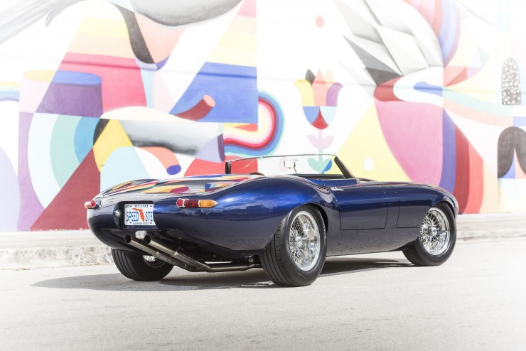Eagle E-Type Speedster 11